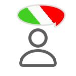 Cours d'italien avec professeur privé Montréal, Laval, Rive sud